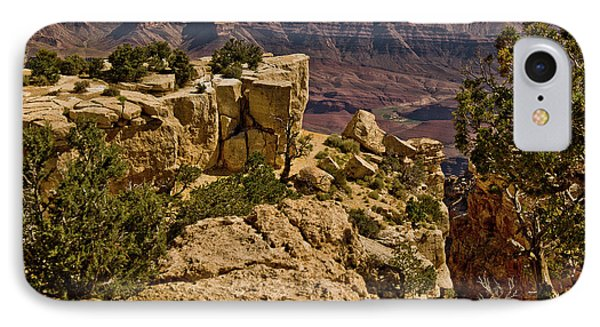Yaki Point 3 The Grand Canyon Phone Case by Bob and Nadine Johnston