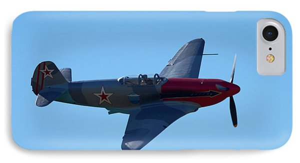 Yakovlev Yak-3 - Wwii Russian Fighter IPhone 7 Case