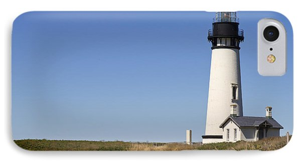 Yaquina Head Lighthouse 3 Phone Case by David Gn