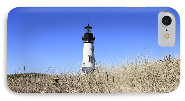 Yaquina Head Lighthouse Phone Case by David Gn
