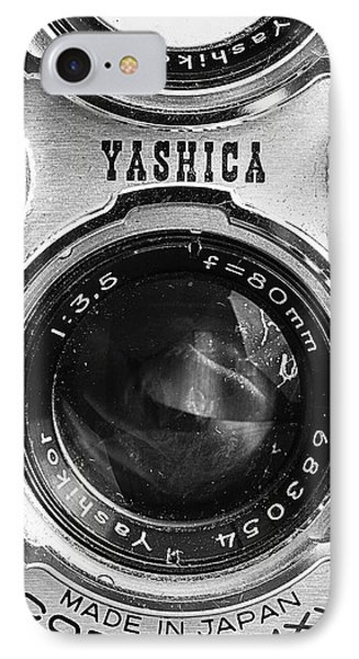 Yashica 635 - Front Detail IPhone Case