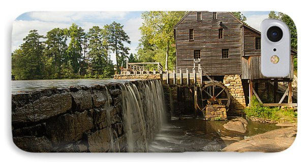 IPhone Case featuring the photograph Yates Mill by Doug McPherson