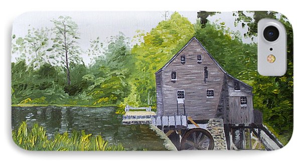 Yates Mill Summer Phone Case by Kevin Croitz
