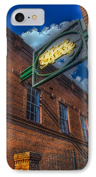 Ybor Square IPhone Case by Marvin Spates