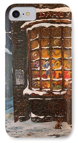 Ye Old Toy Shoppe Phone Case by Jean Walker
