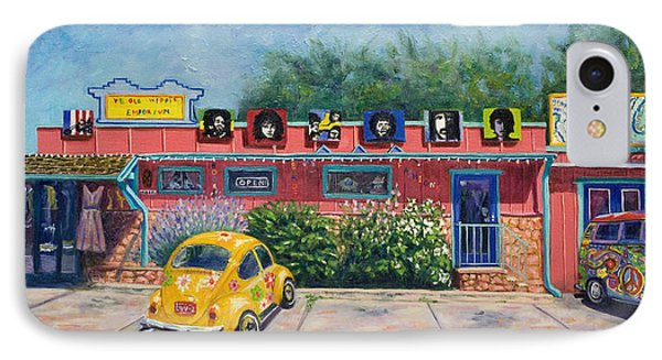 Ye Ole Hippie Emporium Phone Case by Patty Kay Hall