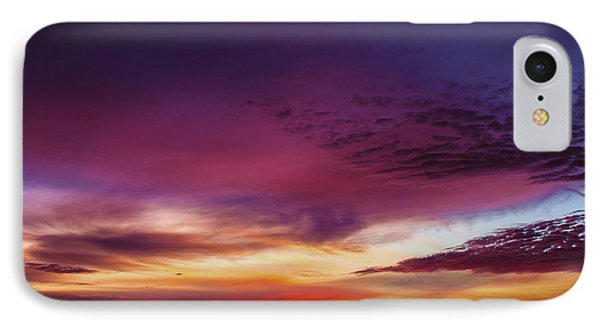 Year End Sunrise IPhone Case by Michael Waters