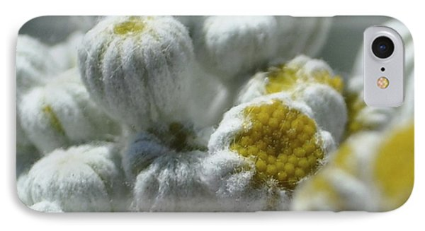 Yellow And Gray Buds IPhone Case