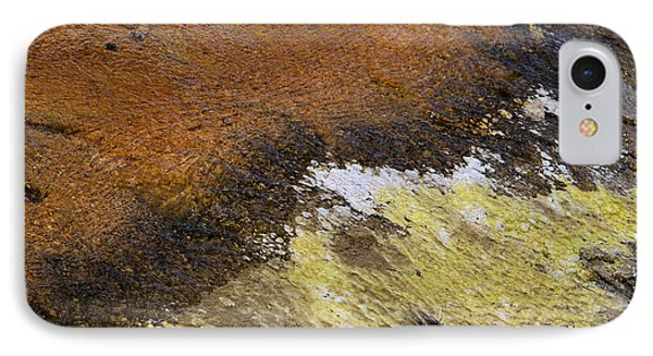 IPhone Case featuring the photograph Yellow And Orange Converging by Nadalyn Larsen