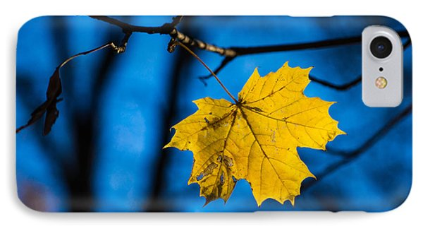Yellow Blues - Featured 3 Phone Case by Alexander Senin