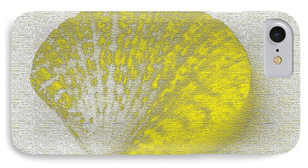 Yellow Phone Case by Carol Lynch