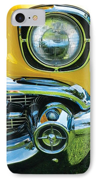 Yellow Chevy IPhone Case