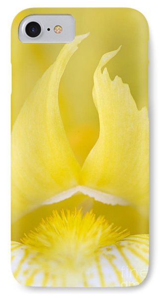 Yellow Flame - D009021 IPhone Case