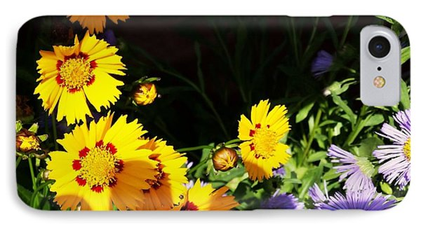 IPhone Case featuring the photograph Yellow Flower by Rose Wang
