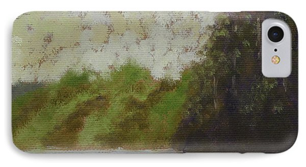 Yellow Mist IPhone Case by Alan Mager