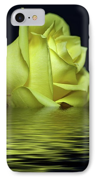 Yellow Rose II IPhone Case