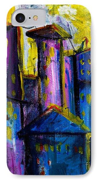 Yellow Sky IPhone Case by Maxim Komissarchik