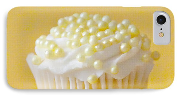 Yellow Sprinkles IPhone Case by Art Block Collections