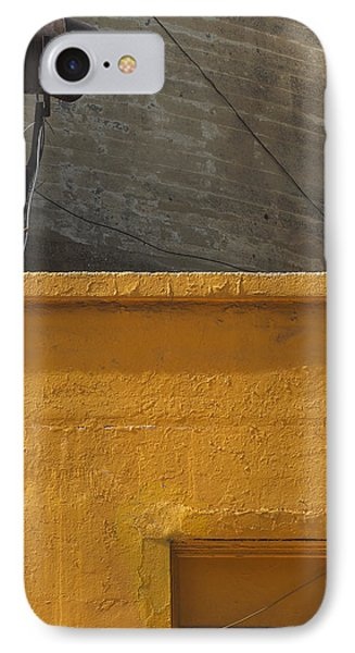 Yellow Storefront IPhone Case by Stuart Hicks
