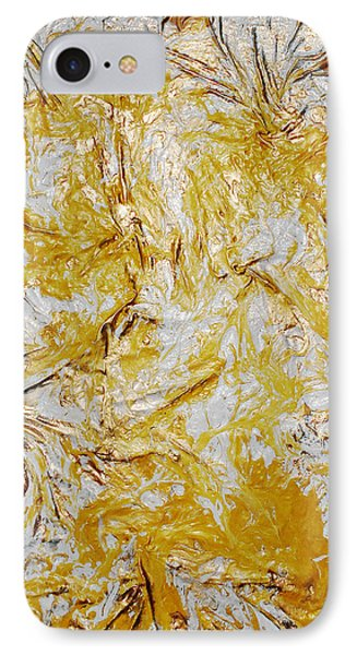 Yellow Sunshine IPhone Case by Angela Stout