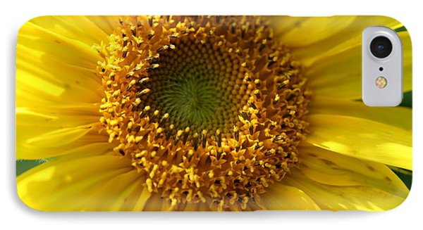 Yellow Sunshine IPhone Case by Neal Eslinger