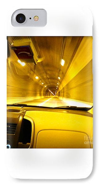 Yellow Tubes IPhone Case