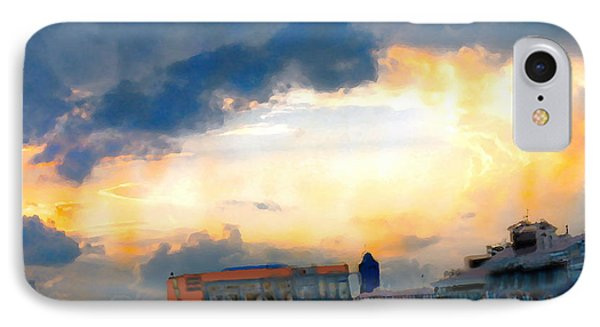 Yellows Of Florence IPhone Case by Marcello Cicchini