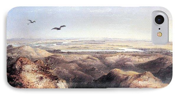 Yellowstone & Missouri IPhone Case by Granger