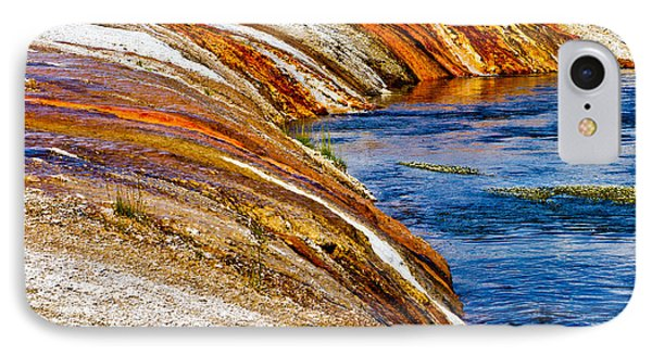 Yellowstone Earthtones Phone Case by Bill Gallagher
