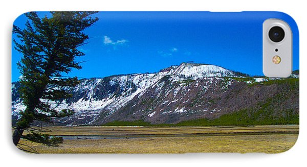 Yellowstone National Park IPhone Case by Kenneth Cole
