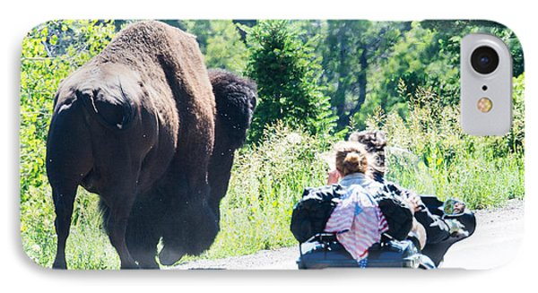 Yellowstone Road Hog IPhone Case