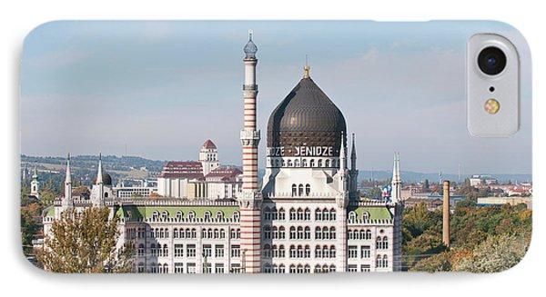 Yenidze Cigarette Factory Dresden IPhone Case