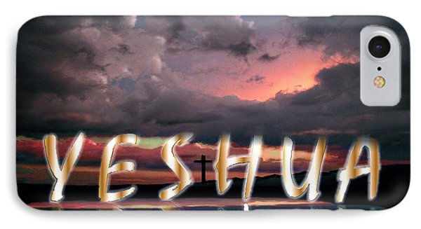 Yeshua IPhone Case by Bill Stephens