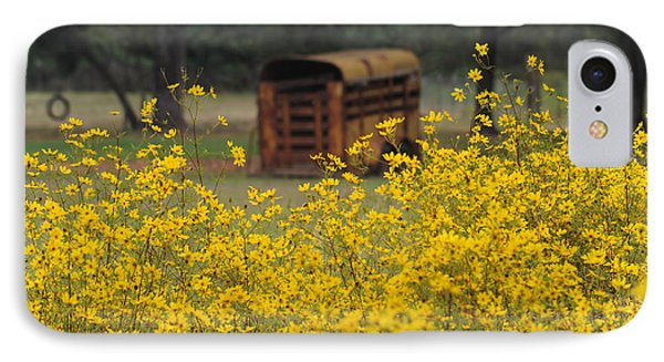 IPhone Case featuring the photograph Yesteryear by Renee Hardison