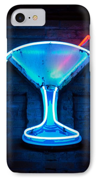 Yet Another Cocktail Glass IPhone Case by Matthew Bamberg