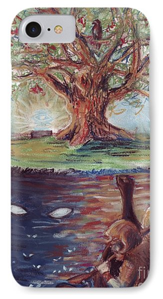 Yggdrasil - The Last Refuge IPhone Case