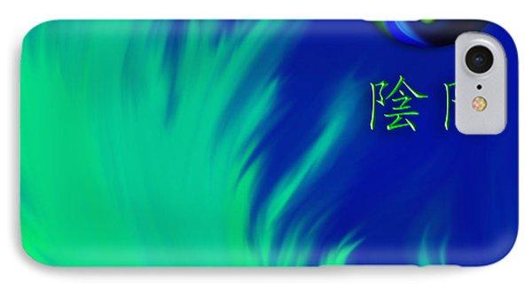 Yin Yang IPhone Case by Giada Rossi