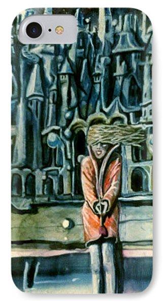 Yevganyevna  IPhone Case by Steven Holder