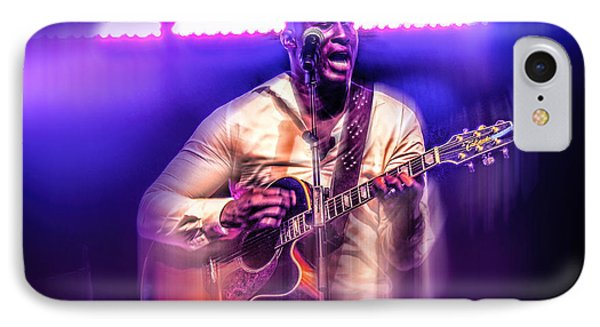 IPhone Case featuring the photograph Yonkers Riverfest - Jermaine Paul  by Glenn Feron