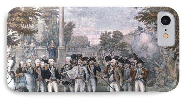 Yorktown, 1781 IPhone Case