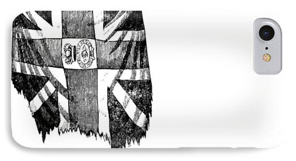 Yorktown: British Flag IPhone Case