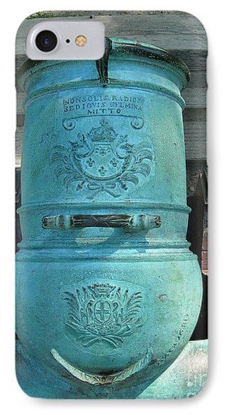 Yorktown Cannon IPhone Case