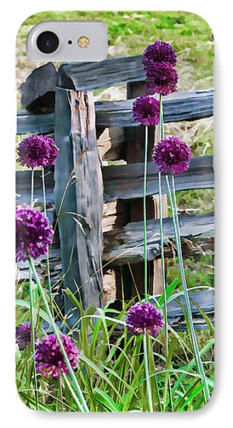 Yorktown Onions IPhone Case by Jerry Gammon