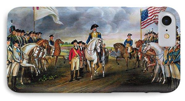 Yorktown: Surrender, 1781 IPhone Case by Granger