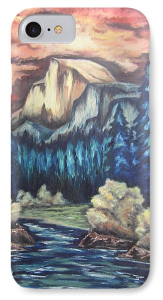 Yosemite IPhone Case by Cheryl Pettigrew