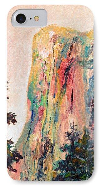 Yosemite El Capitan Phone Case by Carolyn Jarvis