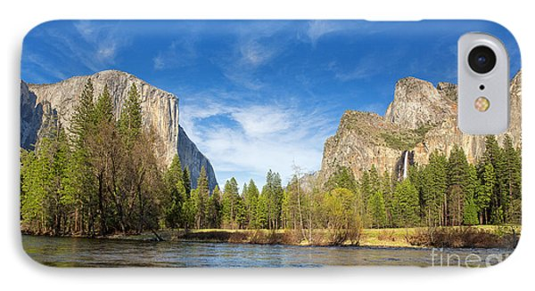 Yosemite IPhone Case by Jane Rix