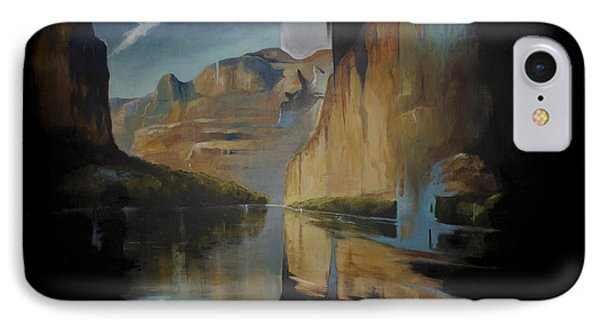 Yosemite Phone Case by Lin Petershagen