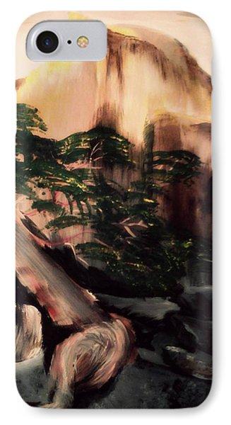 Yosemite Phone Case by Magdalena Silbertson