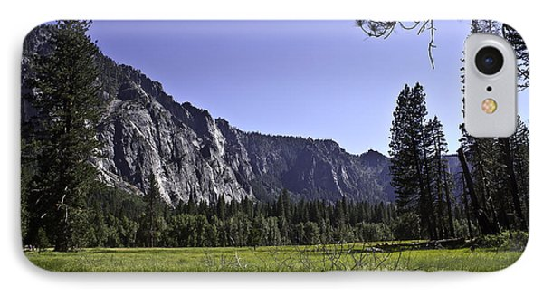 Yosemite Meadow IPhone Case by Brian Williamson